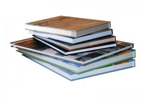 Książki w twardej oprawie