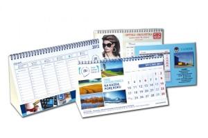 Zestawy kalendarzy